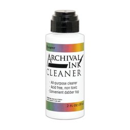 Archival Art Ink Cleaner - Stempelreiniger für...