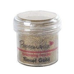 Docrafts Embossingpulver Tinsel Gold - 28ml Gold...