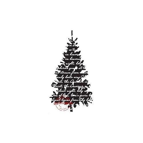 Wieso Tannenbaum Weihnachten.Gummiapan Gummistempel 11090401 Tannenbaum Weihnachten Weihnachtsbaum Text