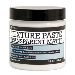 Ranger Texture Paste Transparent Matt - Strukturpaste...