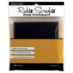 Ranger RUB IT-SCRUB IT Stamp Cleaning Pad...