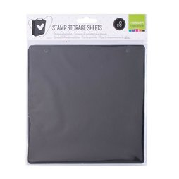 Vaessen Creative Stamp Storage Sheets - Stempel...