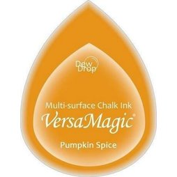 Dew Drops VersaMagic Pumpkin - Stempelkissen Orange -...