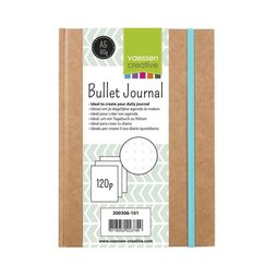 Vaessen Creative Bullet Journal Notizbuch Heft A5 15 x 21...