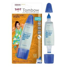 Tombow Ultra Strong Liquid Glue Kleber 2 Spitzen...