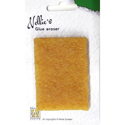 Nellies Choice Glue eraser Radiergummi zum Entfernen von